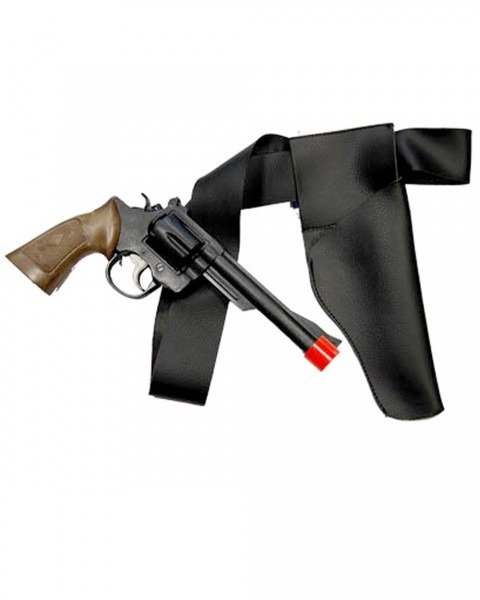 As221 Western Toy Gun And Holster Wild West Costume Cowboy