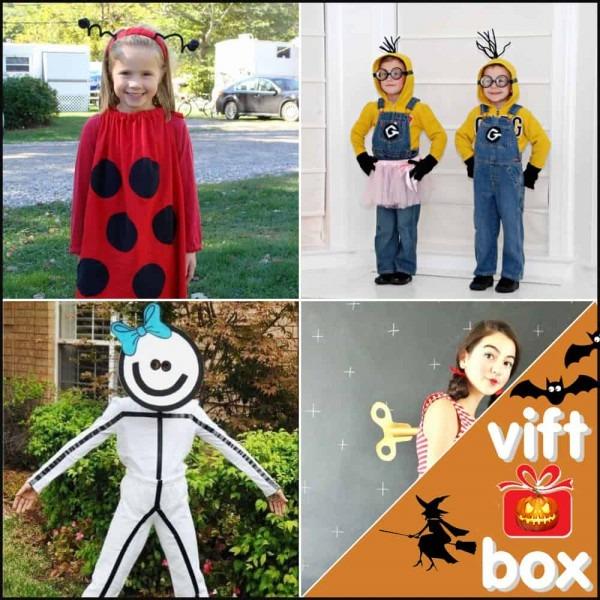 Last Minute Children's Halloween Costume Ideas