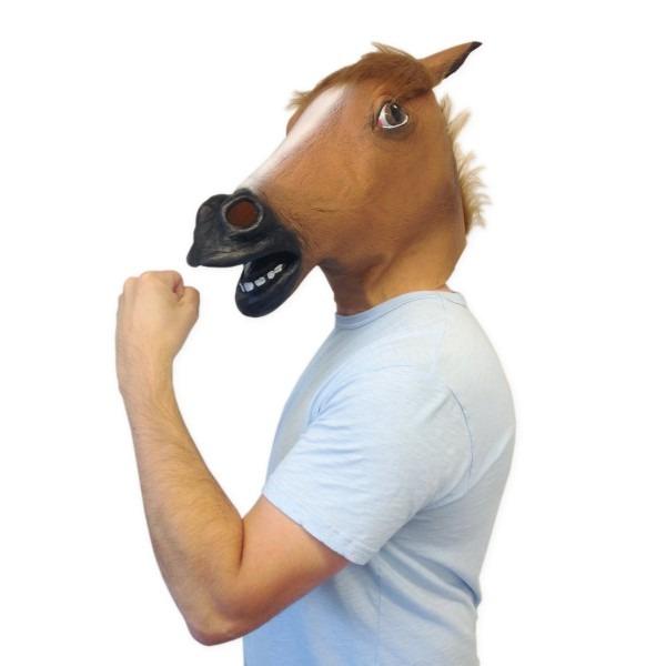 Horse Head Mask Best Christmas Gift
