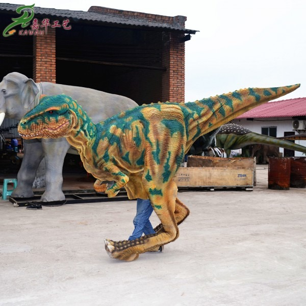 Product Name And Customized Color Realistic Dinosaur Costume