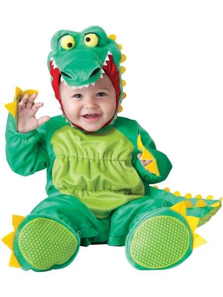 Kids Goofy Gator Toddler Deluxe Costume