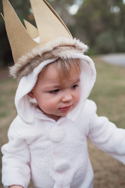 Diy Where The Wild Things Are Family Costume