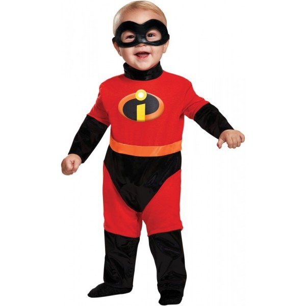 Incredibles Toddler Costume 12