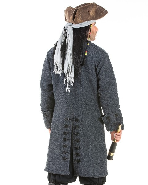 Jack Sparrow Pirate Coat C1366