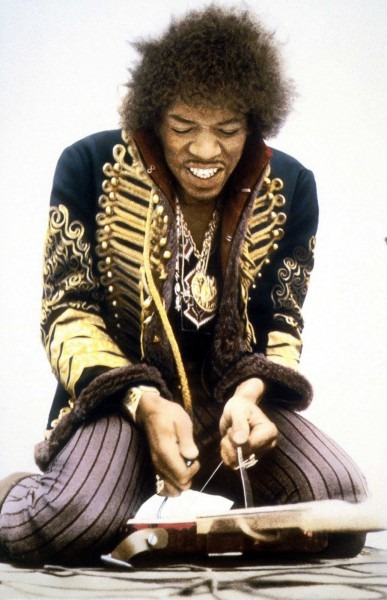 Jimi Hendrix Royal Hussar & British Army Veterinary Corps