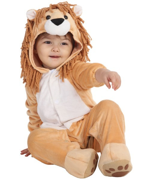 Kids Lion Halloween Costume For Baby Boys And Girls
