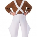Oompa Loompa Costume Kids