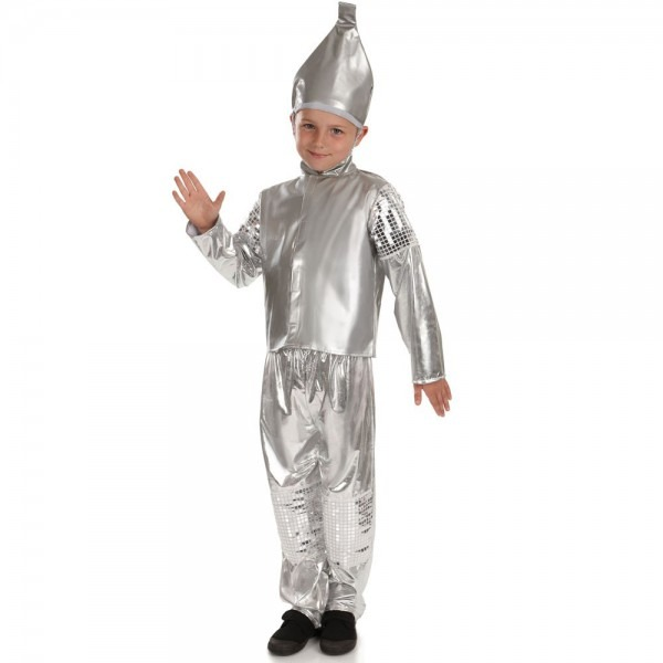 Boys Tin Man Costume