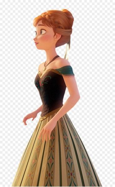 Elsa Anna Frozen Fever Dress Costume