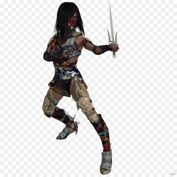 Mortal Kombat X Mileena Kitana Scorpion