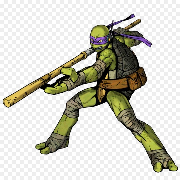 Teenage Mutant Ninja Turtles  Mutants In Manhattan Donatello