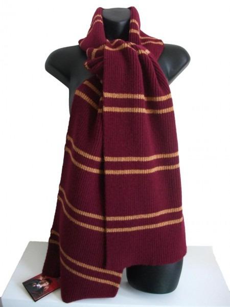 Official Warner Bros  Harry Potter Gryffindor Scarf 300g