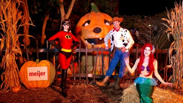 World's Largest Halloween Party  Returns To Louisville Zoo For Its