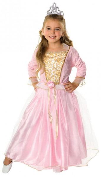Girls' Rose Princess Costume