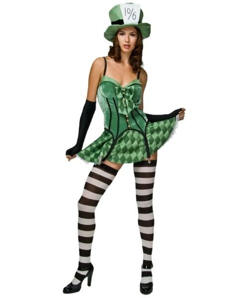 Adult Mad Hatter Disney Costume