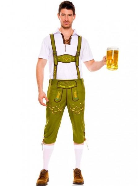 Man Oktoberfest Costumes Octoberfest Bavarian Beer Party