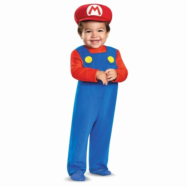 Mario Luigi Costumes Best Of Amazon Disguise Baby Boys Mario