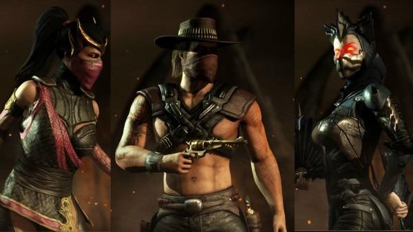 Mortal Kombat X Characters Costumes (skins)  1