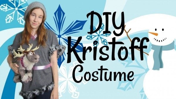 Diy Disney's Frozen Kristoff Costume