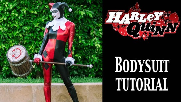 Harley Quinn Costume Tutorial