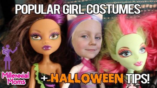 Best Girl Costumes 2015 + Halloween Tips!