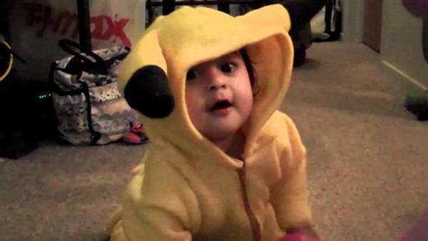Baby Pikachu Cosplay