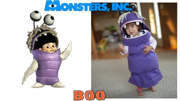 Disney Monster Inc Characters In Real Life