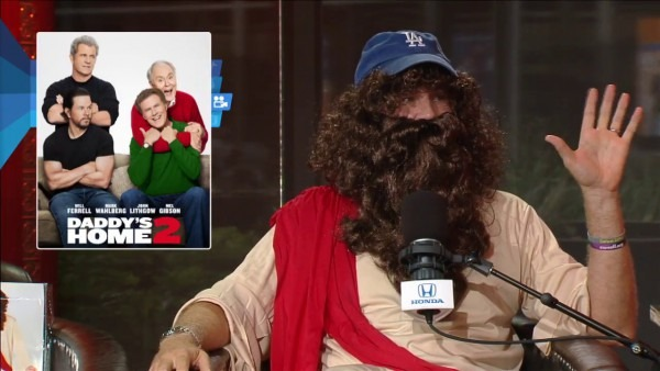 """Daddy's Home 2"""" Star Will Ferrell Dresses In Jesus Costume; Joins"""