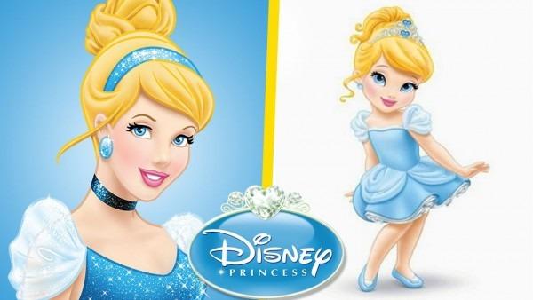 Disney Princess As Babies