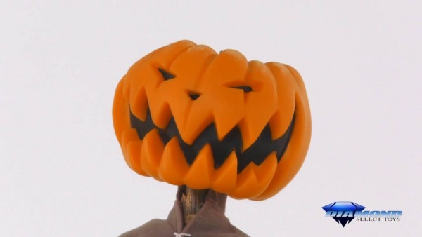 Nightmare Before Christmas Pumpkin King 16  Collection Doll