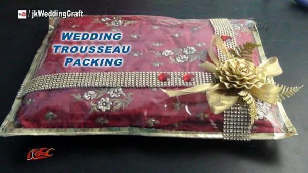 Creative Gift Packing Ideas For Wedding Trousseau