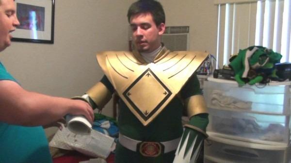 Green Ranger Cosplay