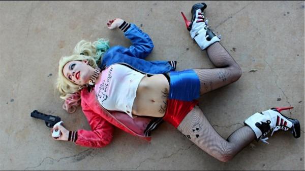 Harley Quinn Cosplay (suicide Squad) Diy Costume Tutorial