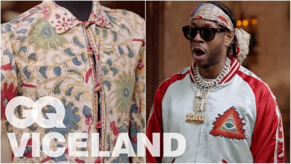 2 Chainz Checks Out A $106k Jimi Hendrix Jacket