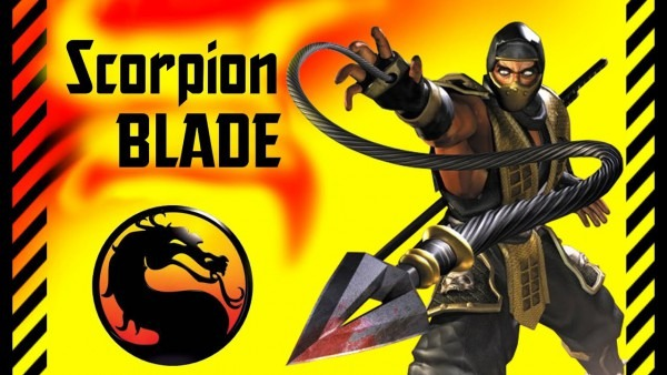 ✓ How To Make A Weapon Scorpion From Mortal Kombat From Perpender