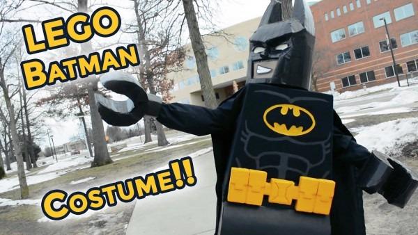 Lego Batman Costume &