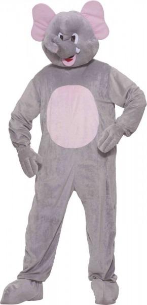 Ernie The Elephant Mascot Costume 67721