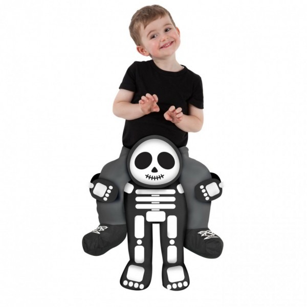 Toddler Skeleton Piggyback™ Costume