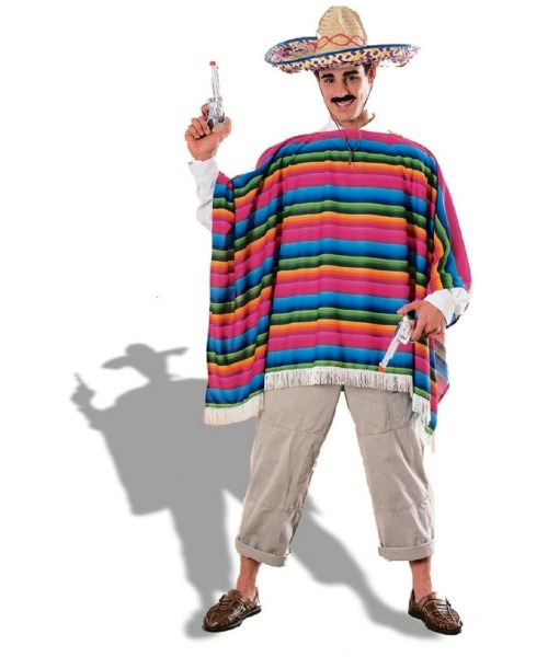 Mexican Serape Costume