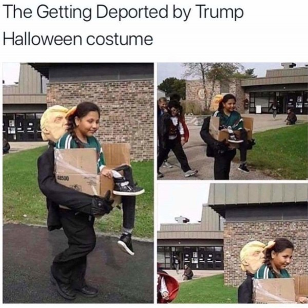 Mexican Halloween Costume