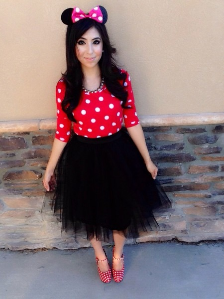 38 Easy Minnie Mouse Costume, 172 Best Minnie Mouse Costumes