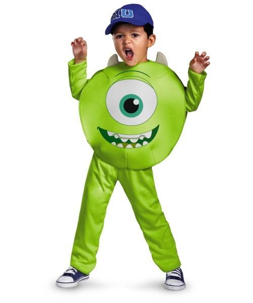 Monsters University Mike Kids Disney Halloween Costume