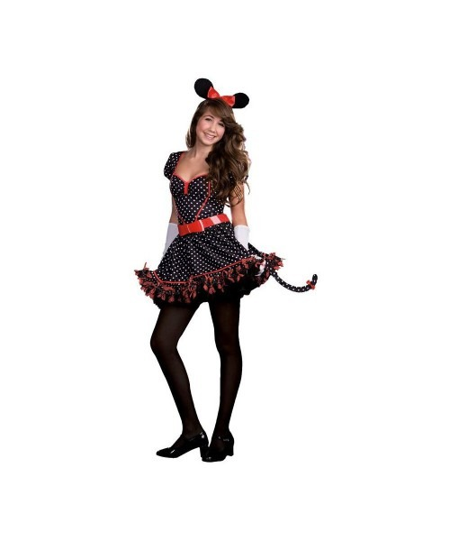 Mousing Around Teen Disney Girl Halloween Costume