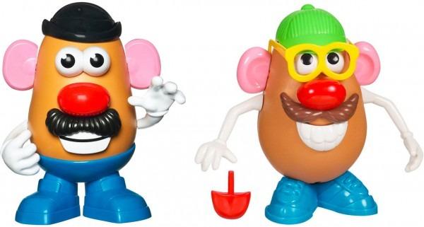 Mr  Potato Head Drops Weight, Goes From Spud To Stud   Poeghostal Com