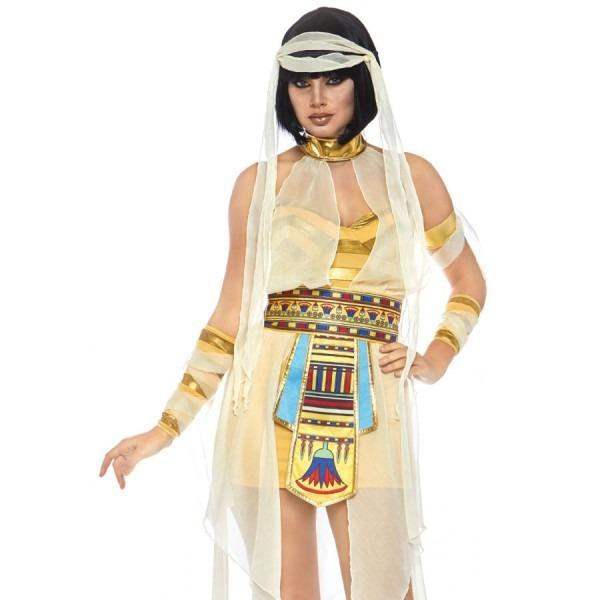 Nile Mummy Womens Adult Halloween Costume
