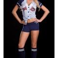 Baseball Player Costume Women