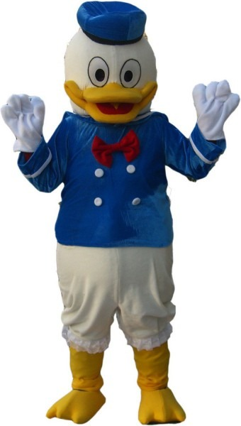 Donald Duck Costumes For Adults & Our Halloween Costumes This Year