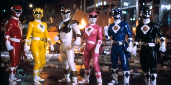 Mighty Weird  The Most Ridiculous Power Rangers Suits Ever