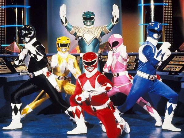 Power Rangers Movie Gets A Release Dateand Some Rumors • Geek