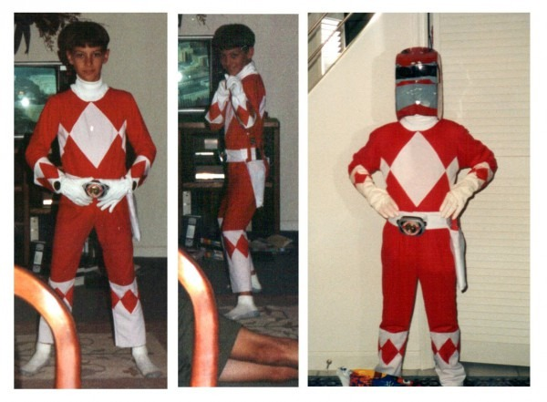 Billy Penn's Plot Developments  Power Ranger, 1995